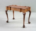 Chippendale ball & talon tea table